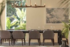 Noku Beach House - Dining Area