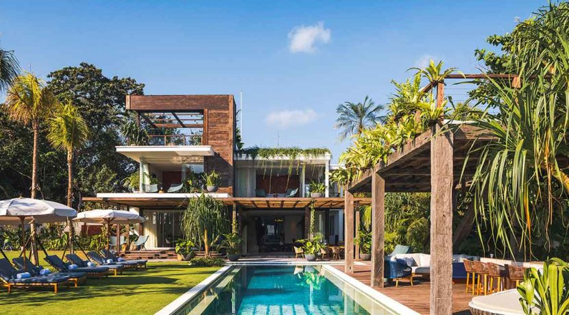 Noku Beach House - Modern Villa in Seminyak