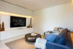 Noku Beach House - TV Room