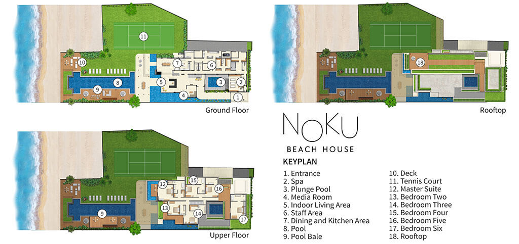 Noku Beach House