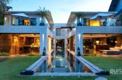 Villa Casa Hannah - Pool Night
