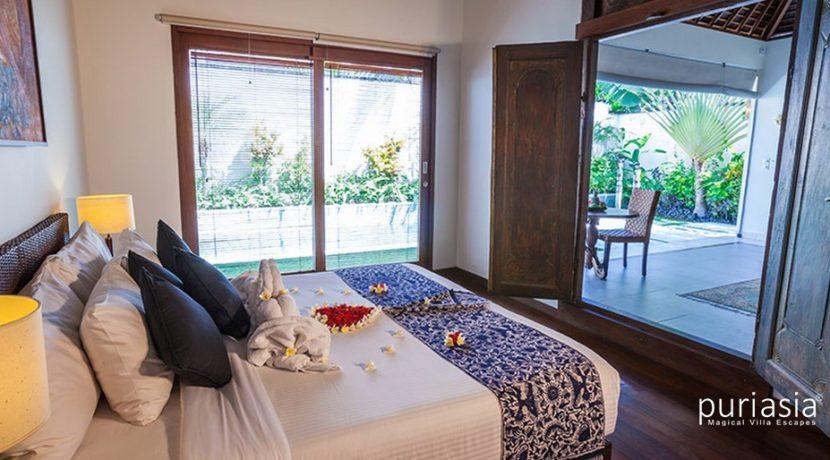 Villa Arjuna  - Bedroom