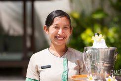Villa Arjuna  - Champagne Delivery