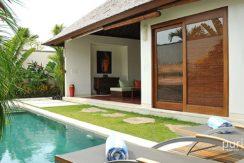Villa Arjuna  - Deck Chairs