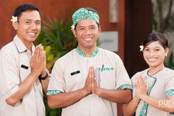 Villa Arjuna  - Friendly Welcoming Staff