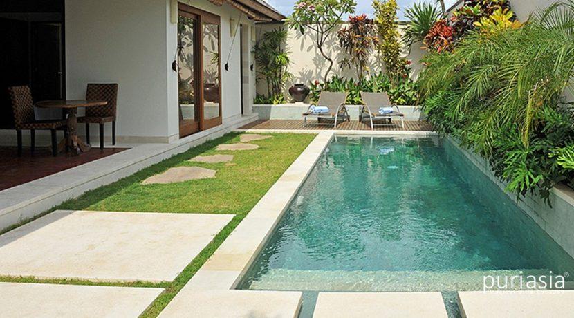 Villa Arjuna  - The Poolside