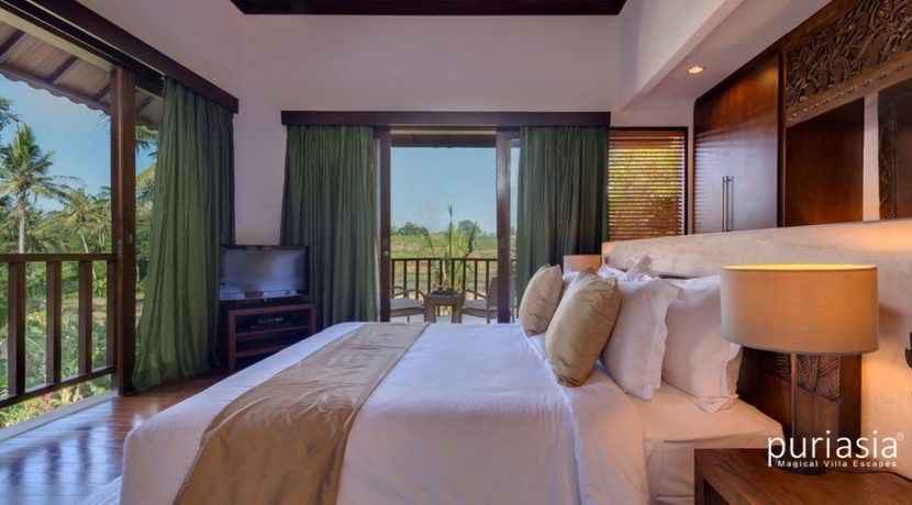 Villa Damai - Bedroom
