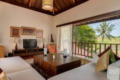 Villa Damai - Living Room