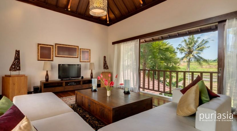 Villa Damai - Living Room