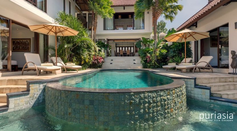 Villa Damai - pool 3