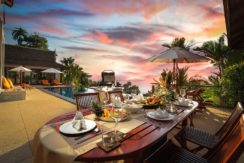 14. Villa Baan Bon Khao - The ultimate dining experience