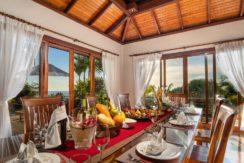 3. Villa Baan Bon Khao - Dining experience