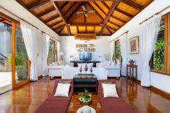 8. Villa Baan Bon Khao - Living area design