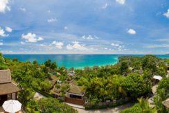 Villa Baan Bon Khao - Breathtaking view