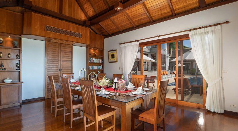 Villa Baan Bon Khao - Dining area preview