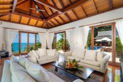 Villa Baan Bon Khao - Intimate living space