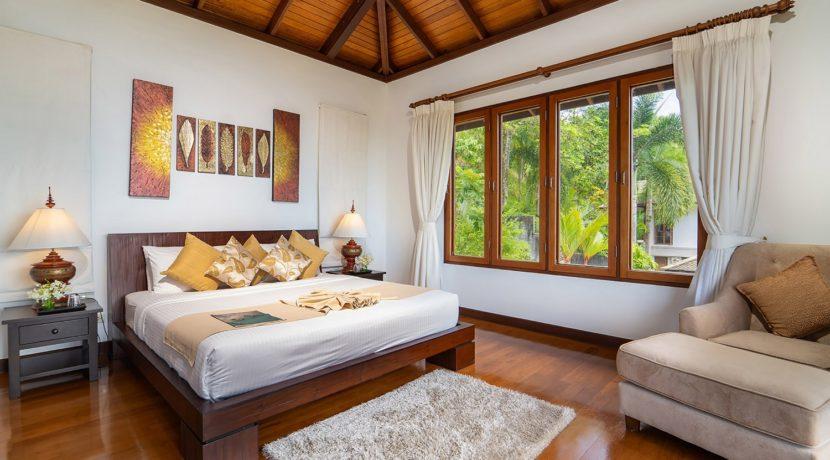 Villa Baan Bon Khao - Master suite preview