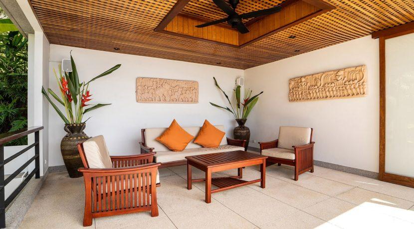 Villa Baan Bon Khao - Outdoor living area preview