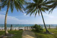 Ocean's Edge Villa - Absolute beachfront villa
