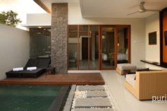 Samaja Villas Seminyak - Living Area