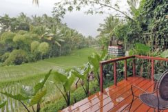 Ubud Green Villas - Ricefield View