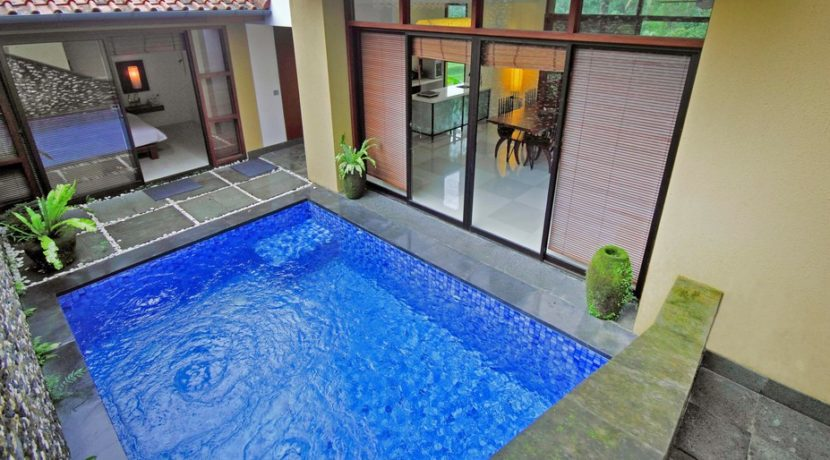 Ubud Green Villas - Two Bedroom Pool Villa