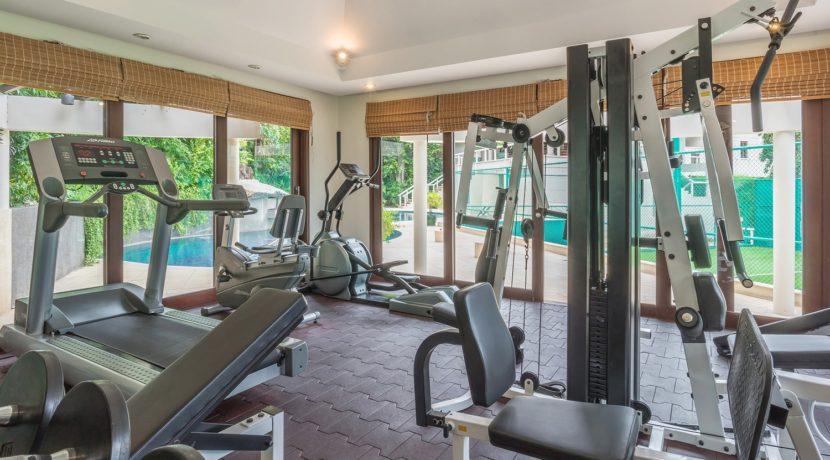 Villa Amanzi - Gym