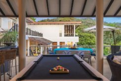 Villa Amanzi - Entertainment space