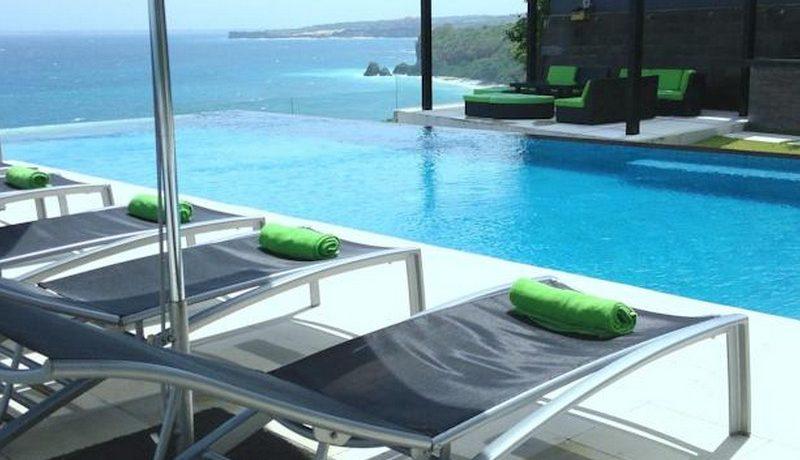 Suluban Cliff Villa - Sun Loungers