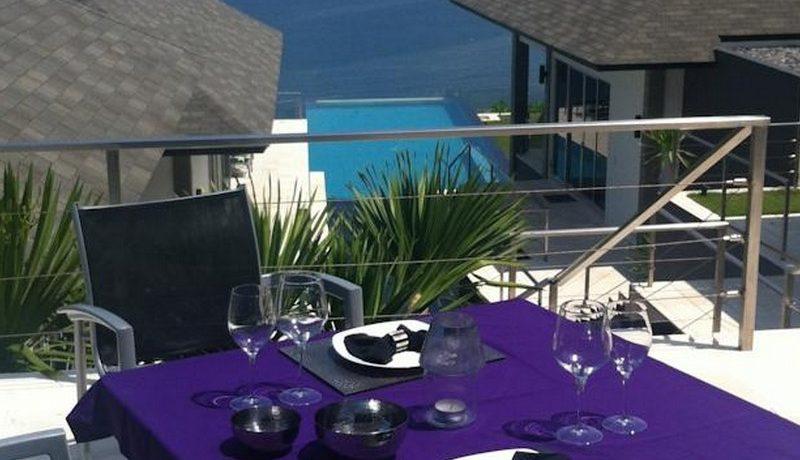 Suluban Cliff Villa - Outdoor