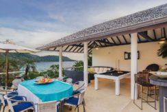 Villa Amanzi - Terrace living