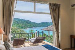 Villa Amanzi - Guest bedroom four