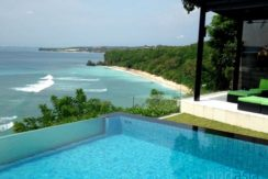 Suluban Cliff Villa - Ocean View from Pool