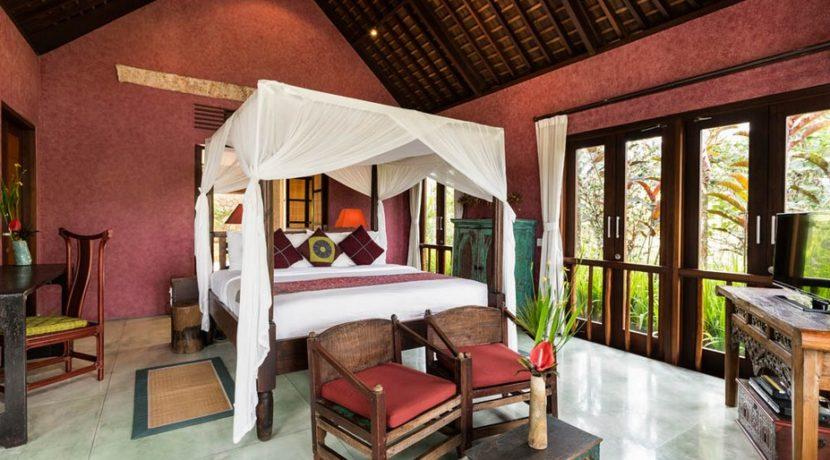 Villa Awan Biru - Bedroom