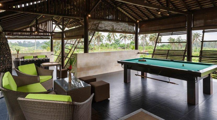 Villa Awan Biru - Entertainment Room