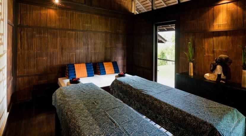 Villa Awan Biru -  Spa Room