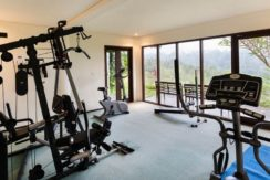 Villa Awan Biru - Gym Room