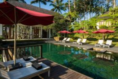 Villa Awan Biru - Pool and Villa