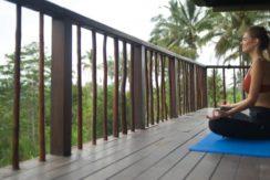 Villa Awan Biru -  Yoga