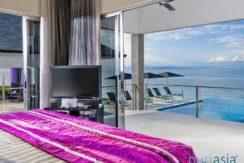 Suluban Cliff Villa - Bedroom