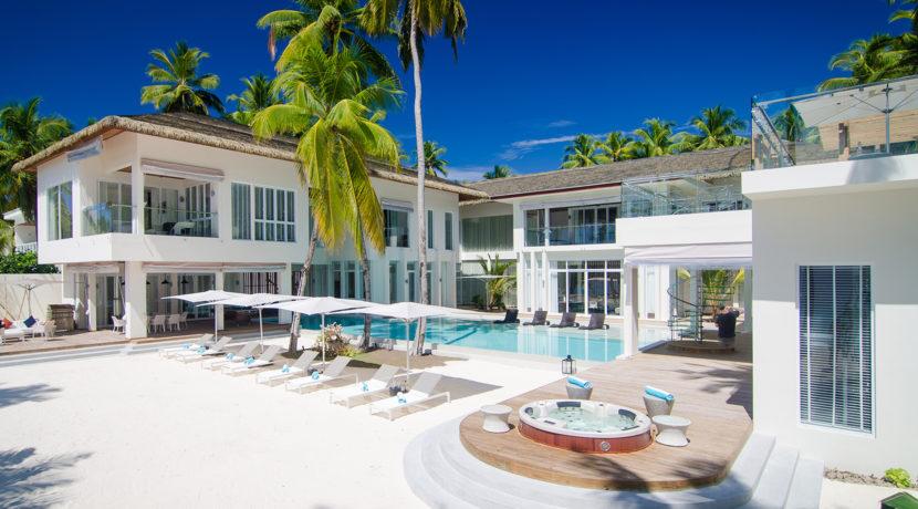 Amilla Villa Estate - Luxury Private Villa
