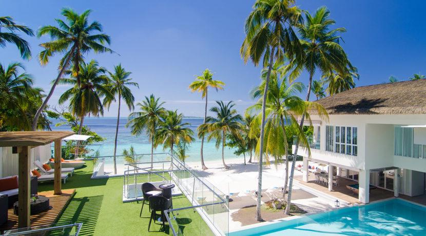 Amilla Villa Estate - Villa in Maldives
