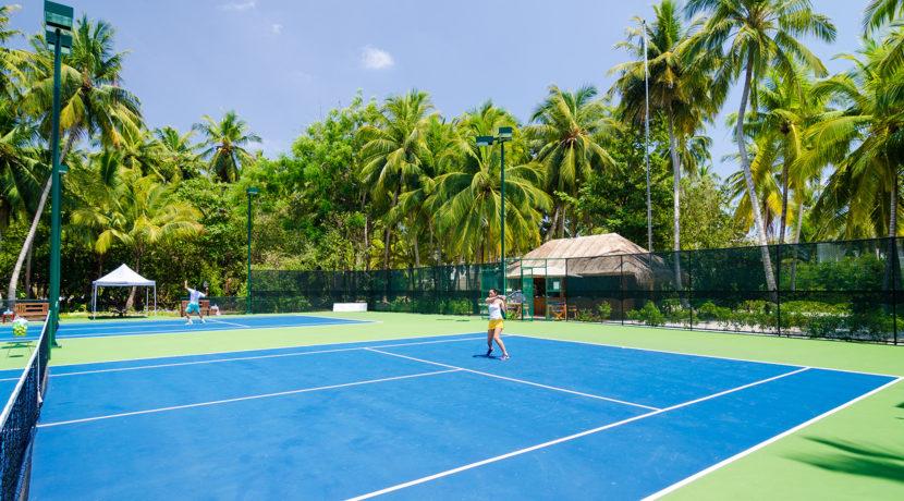 Amilla Villa Estate - Tennis