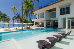 Amilla Villa Estate - Luxury Beachfront Villa