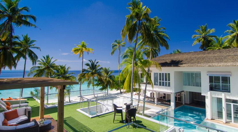 Amilla Villa Estate - Private Roof Terrace