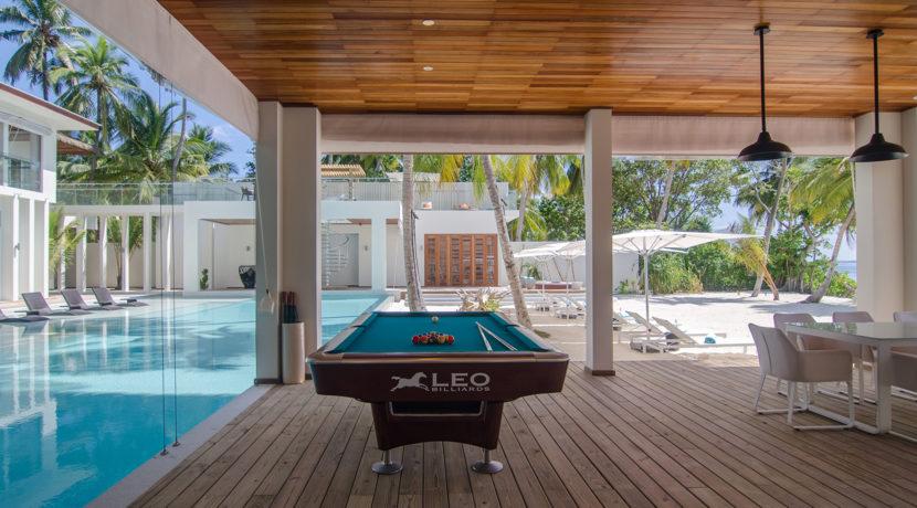 Amilla Villa Estate - Entertainment Room