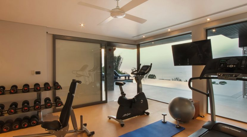 Villa Saan - Gym Room
