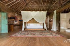 Domaine La Riziere - King Bedroom