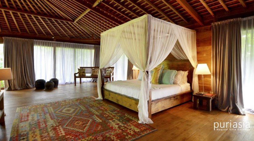Domaine La Riziere - Master Bedroom
