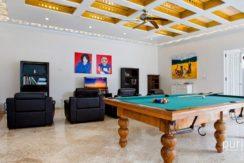 Puri Nirwana - Billiard table
